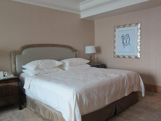 โรงแรมมูเลีย: King Bed Size