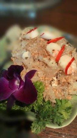 Rama V Fine Thai Cuisine: salad