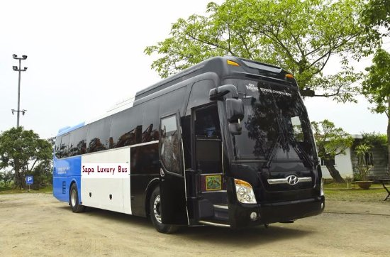 Sapa Luxury Bus