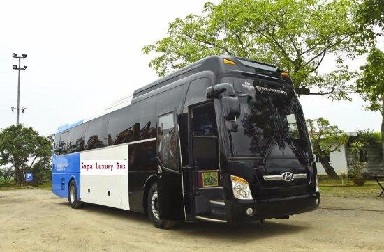 Sapa Luxury Bus