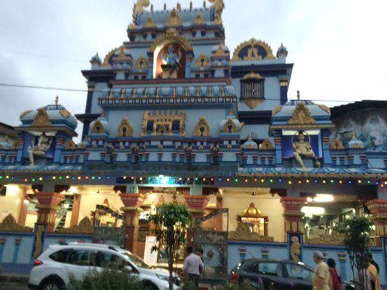 Navi Mumbai, India: Shree Shaneeshwara Temple - Nerul E