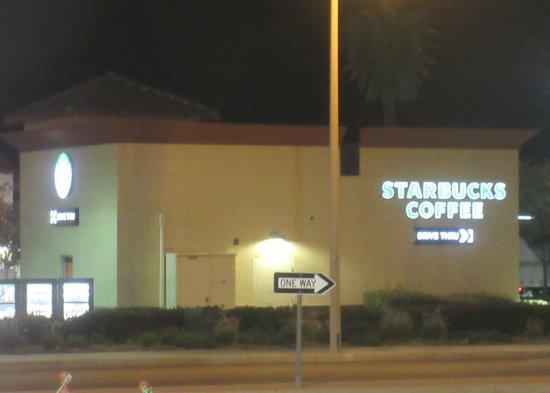 Starbucks Coffee, Lancaster, CA