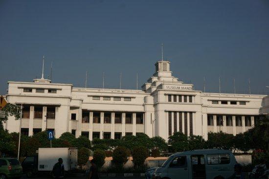 จาการ์ตา, อินโดนีเซีย: Jakarta - Mandiri Bank Museum