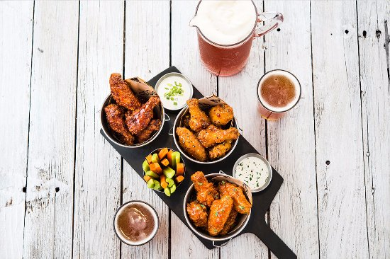 Hillsboro, OR: wings trio