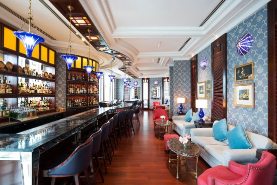 Island Shangri-La Hong Kong: Lobster Bar & Grill