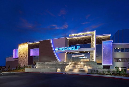 Topgolf Roseville