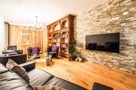 Naturno, Italia: Lounge