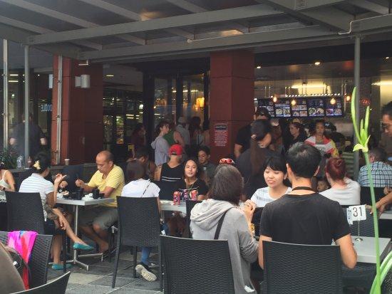 Chinese Restaurant Circle On Cavill