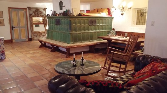 Sutton, Kanada: Kachelofen Suite