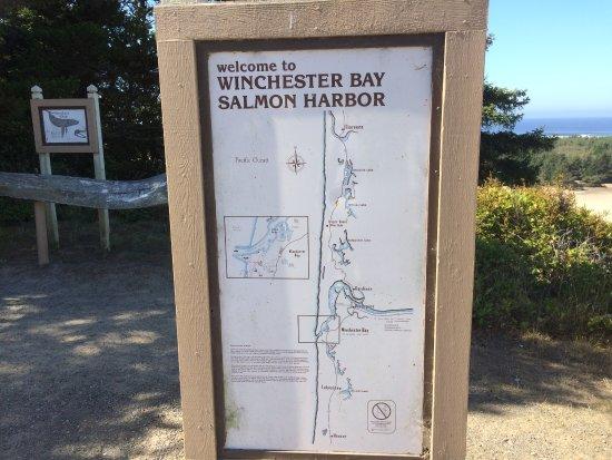 Winchester Bay-billede