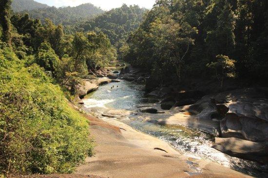 Babinda, Austrália: Look downstream