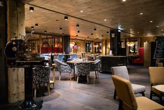 Les Gets, France : Restaurant la Biskatcha
