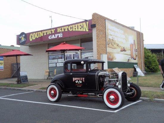Lake Bolac, Australia: Country Kitchen Cafe