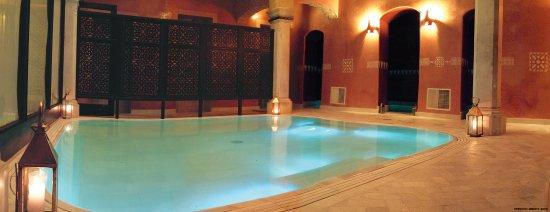 Hammam Andalusi Arabic Baths Jerez De La Frontera Ce