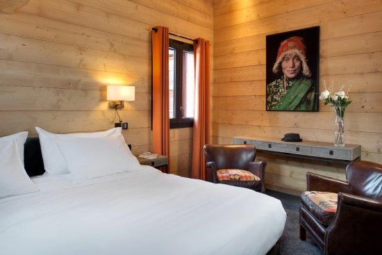 Les Gets, Frankreich: Chambre Suite Marmotte