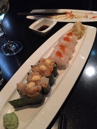 Tintin Sushi Picture