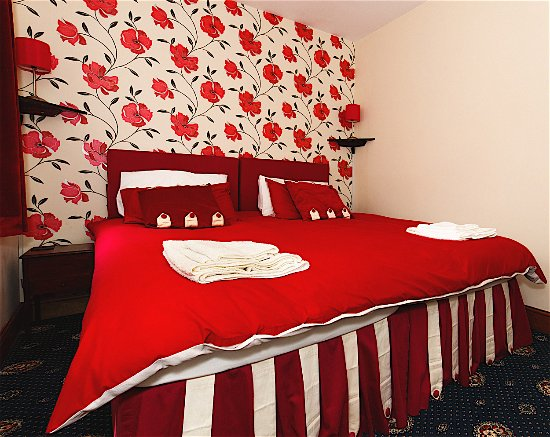 Port Erin, UK: Ballacraine. Double/twin room