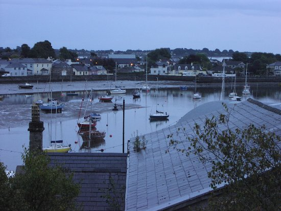 Lawlor's Hotel Dungarvan: View from room 310