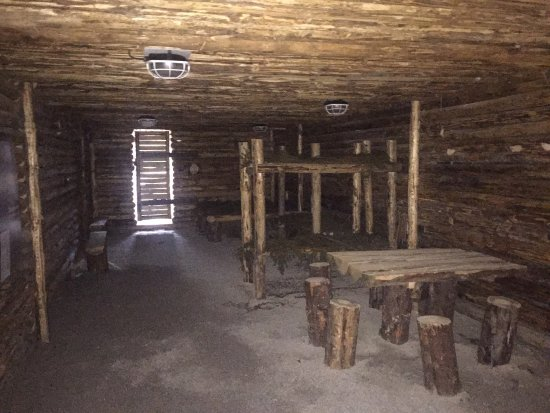 Banska Bystrica, Eslovaquia: Underground bunkers