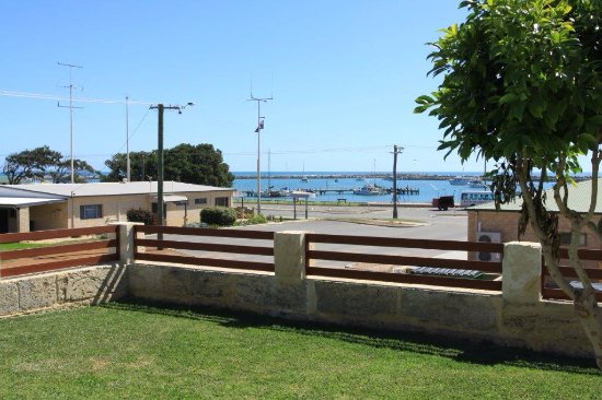 Dongara, Australia: A stone throw from your back door to the Marina