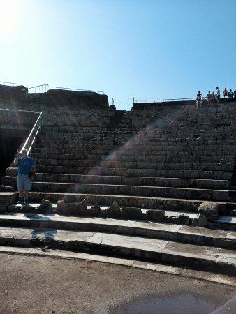 Ostia Antica, Italia: Theatre