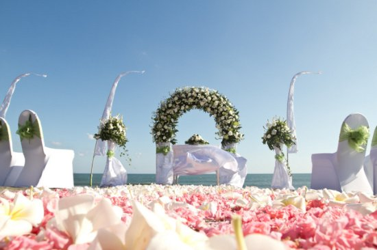Seraya, Indonesia: Wedding & Honeymoon at Shunyata Villas Bali