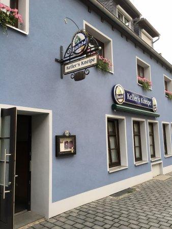 Bad Rodach, Deutschland: Bei uns gibt es verschiedene Biersorten von der Kulmbacher Brauerei