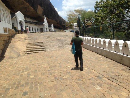 Dambulla, Sri Lanka: temple