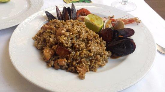 Restaurante Channel: Paella
