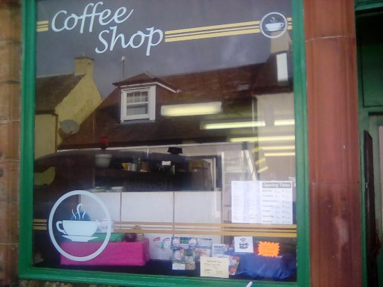 Dalmellington, UK: Doon Valley Crafter's Coffee Shop