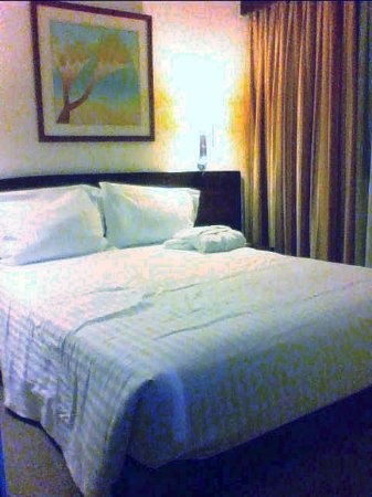 Hotel Dom Carlos Park: Room 301, only 8m2