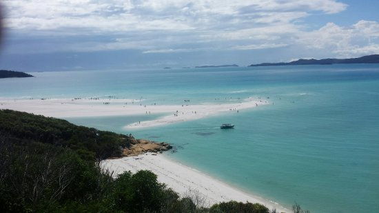 Ερλάι Μπιτς, Αυστραλία: Reefstar Cruises