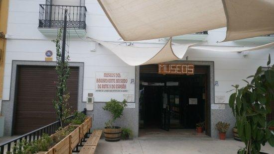 Rute, Hiszpania: Entrada al museo