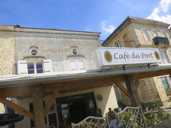 Bourg, Frankrike: exterior