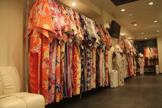 Rental Kimono Nene, Gion Honten