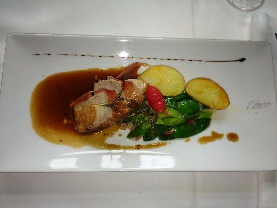 il top della cucina italiana!!! - Bild von Il Borgo, München ...