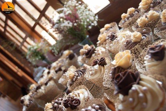Afrique Boutique Hotel Oliver Tambo: Cupcakes