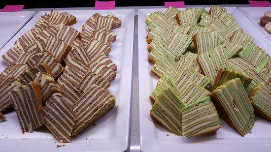 spekkoek - picture of restaurant wereld atlantis, gouda - tripadvisor