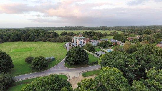 Balmer Lawn Hotel And Saltus Spa Brockenhurst New Forest Brockenhurst
