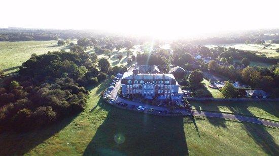 Balmer Lawn Hotel And Saltus Spa Brockenhurst New Forest
