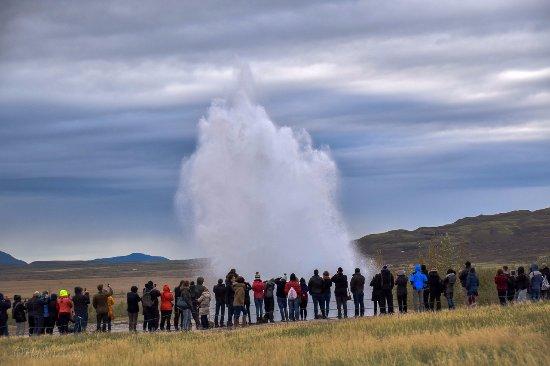 Mosfellsbaer, Ισλανδία: Geysir