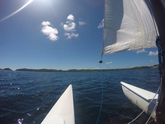 Freetown, Antigua : Sailing