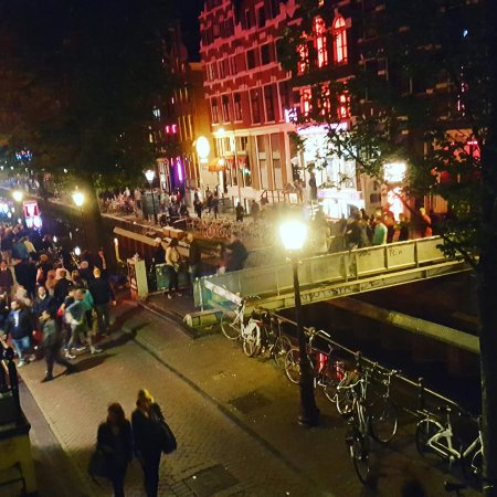 Heart of Amsterdam: Bed bugs galore
