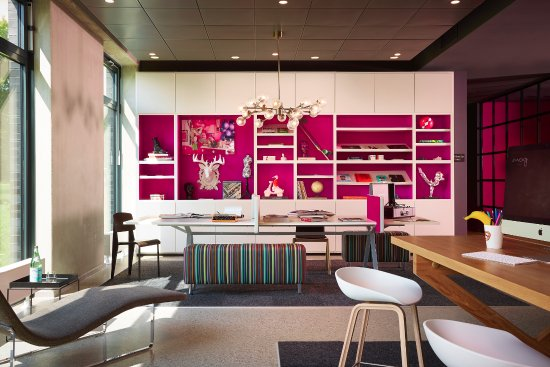 MOXY Frankfurt Eschborn - UPDATED 2018 Prices & Hotel Reviews ...