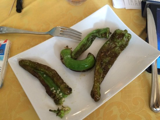 Piancastagnaio, Italia: Peperoni