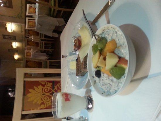Hotel Sailer: Завтрак в отеле