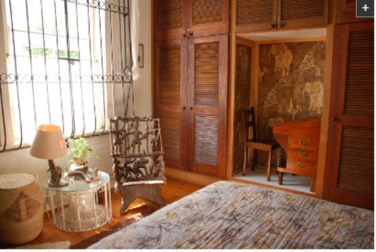 Jambo Guest House: Room Africa
