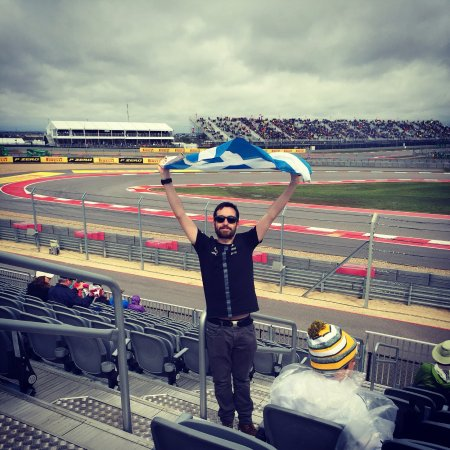 Circuit of The Americas: Wet start to the 2015 US GP!