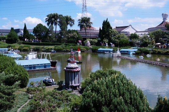 Taoyuan, Taiwan: 迷你世界之一