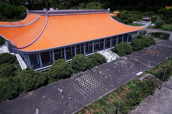 Taoyuan, Taiwan: 迷你版國父紀念館